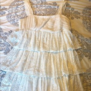 Lace Alice and Olivia Dress
